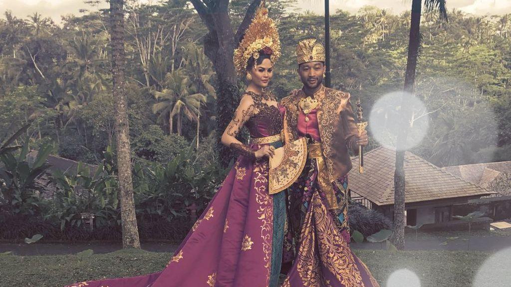 Serunya Liburan John Legend di Bali