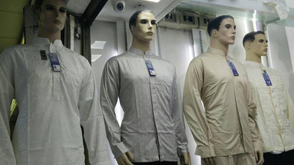 Ini Baju Koko Paling Populer di Tanah Abang Jelang Lebaran