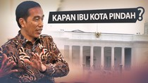 Serius Ibu Kota Indonesia Mau Dipindah, Pak Jokowi?