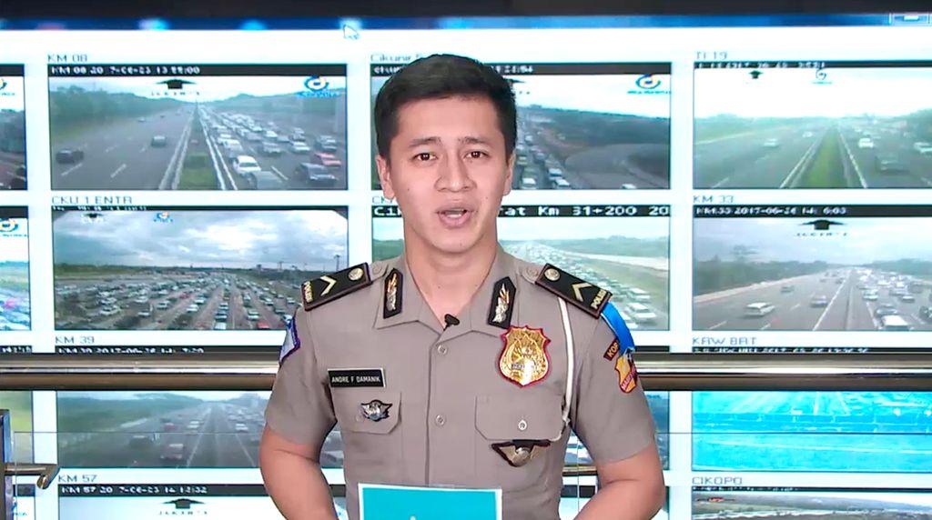 Traffic Update: Hari Kedua Lebaran, Nagreg Macet Parah