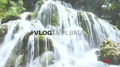 Vlog Tapal Batas - Ngadem di Air Terjun Mauhalek