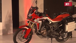 Motor Petualang Honda: Africa Twin dan CRF250 Rally