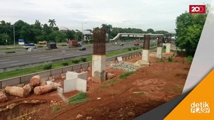 Tak Didanai APBN, Proyek LRT Tetap Jalan