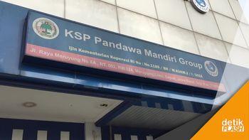 Bos Pandawa Group Ditangkap, Aset Disita, Rekening Diblokir