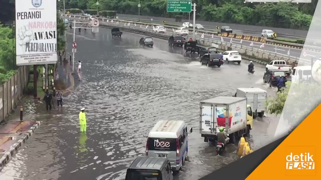 Banjir Jakarta dalam Angka
