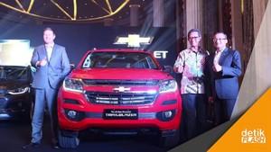 3 Jagoan Baru Chevrolet di Tahun 2017