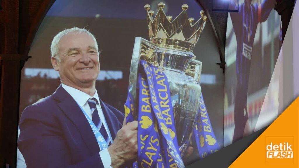 Habis Manis, Ranieri Dipecat Leicester