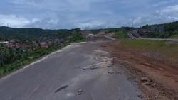 Melihat Tol Trans Sumatera dari Mata Langit
