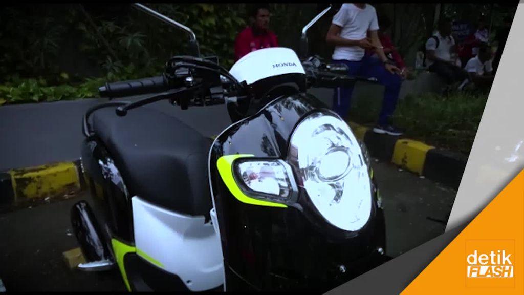 New Honda Scoopy yang Bikin Mata Tak Berkedip
