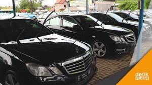 Dijual! Mobil Eks Rombongan Raja Salman