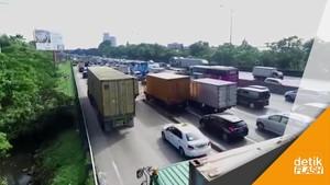 Bakal Ada Jalan Layang Tol di Cikampek