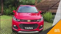 All New Trax, Jagoan Anyar Chevrolet di Kelas SUV