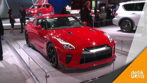 SUV Keren hingga Mobil Listrik Mejeng di New York Auto Show
