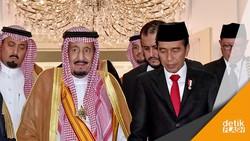 Di Balik Kecewanya Jokowi Soal Investasi Arab yang Minim