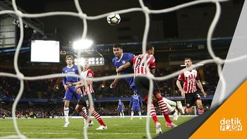 Diego Costa Kembali Buas
