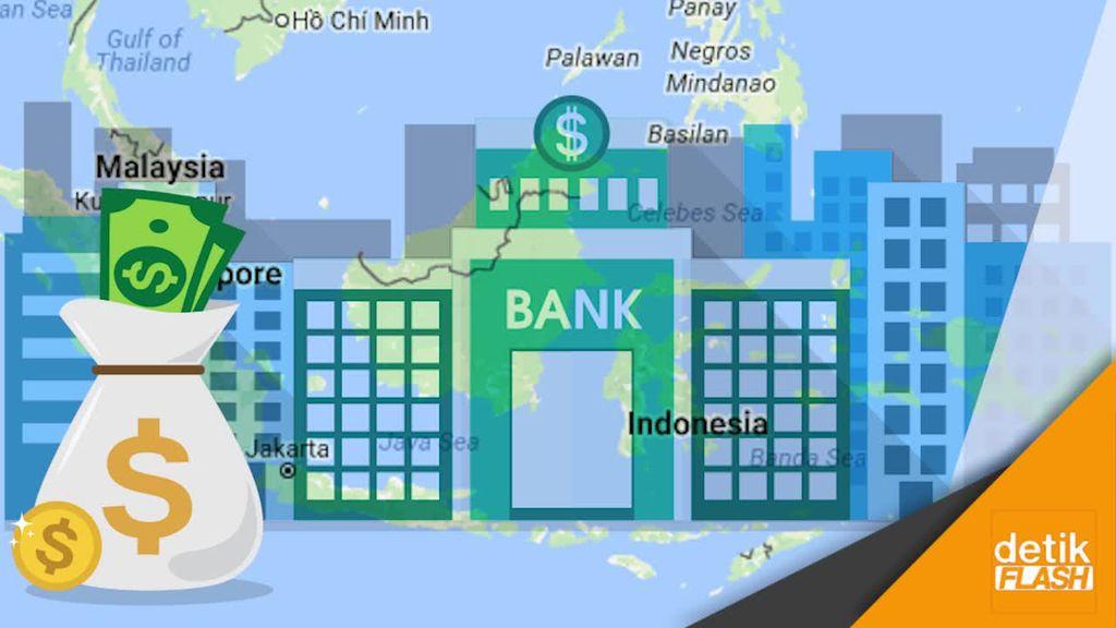 Berattttt! Utang Luar Negeri Indonesia Capai Rp 3.649 Triliun