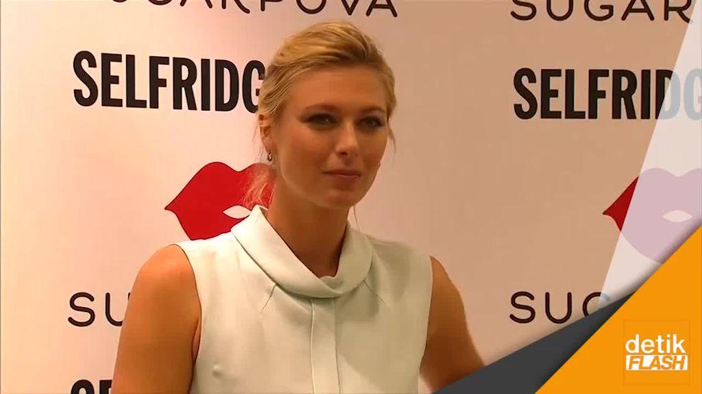 Rindu akan Sharapova Segera Terobati