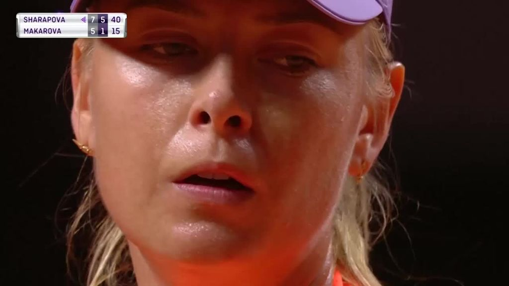 Sharapova Kembali Petik Kemenangan!