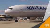 Rp 130 Juta dari United Airlines, Mau?