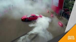 Puncak Perayaan 70 Tahun Ferrari di Indonesia
