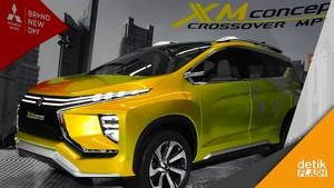 Crossover Concept Mitsubishi Mengaspal Oktober Nanti