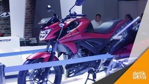 All New V-Ixion R dari Yamaha Tampil Garang!