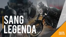 Terinspirasi Legenda Scrambler Era 60-an