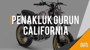 Desert Sled Persembahan Ducati Scrambler dari Gurun California