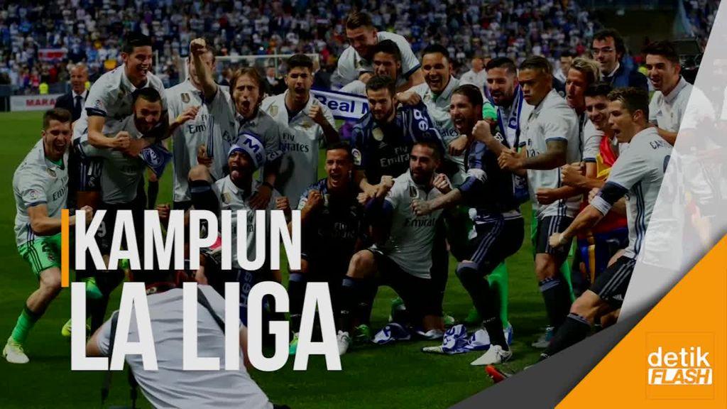 Penantian Lima Tahun Real Madrid