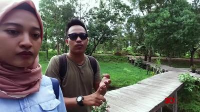 Vlog Tapal Batas - Menjelajahi Taman Wasur