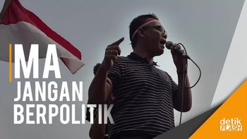 Ahok Sudah Ikhlas Dibui, Relawan Masih Aktif Orasi