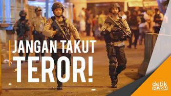Polisi: Masyarakat Jangan Takut, Kita Jamin Keamanan