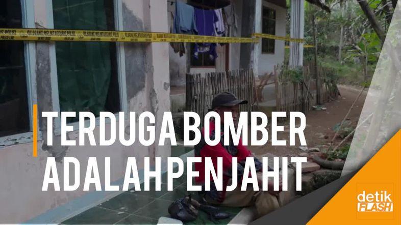 Polisi Jemput Ibu Terduga Pelaku Bom Kampung Melayu