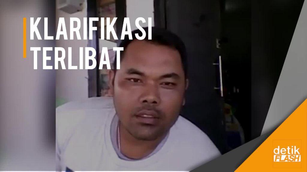 Eks Anggota Brimob Polda Sumut Bantah Terkait Bom Kampung Melayu