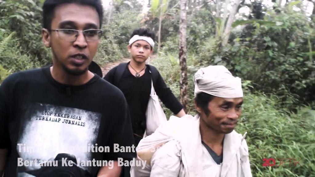 Perjalanan Tim detikXpedition Menuju Baduy Dalam