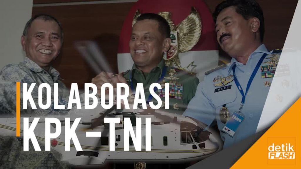 Pengadaan Heli AW 101 Berujung Korupsi