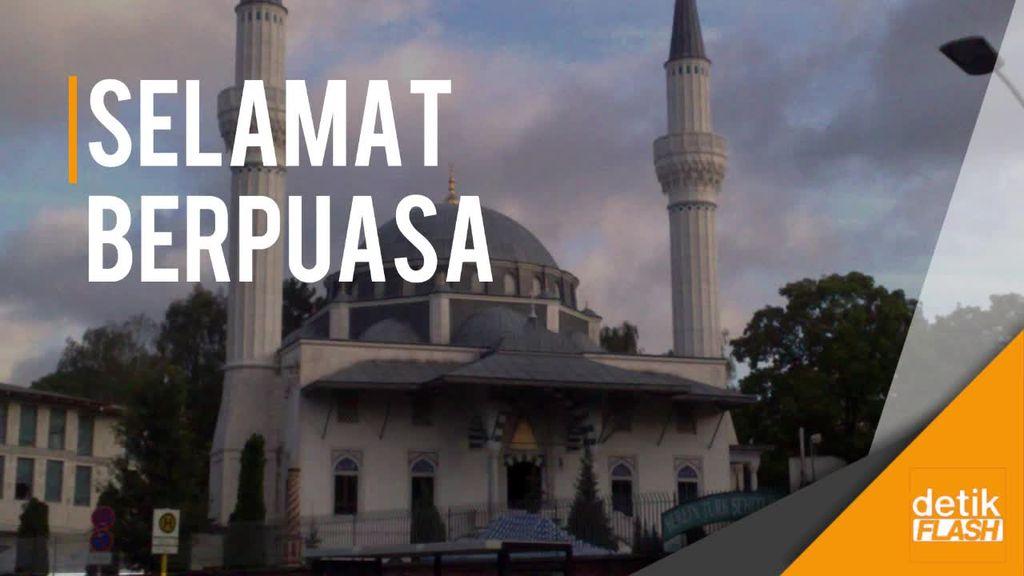 1 Ramadan 1438 H Jatuh Pada Sabtu 27 Mei 2017