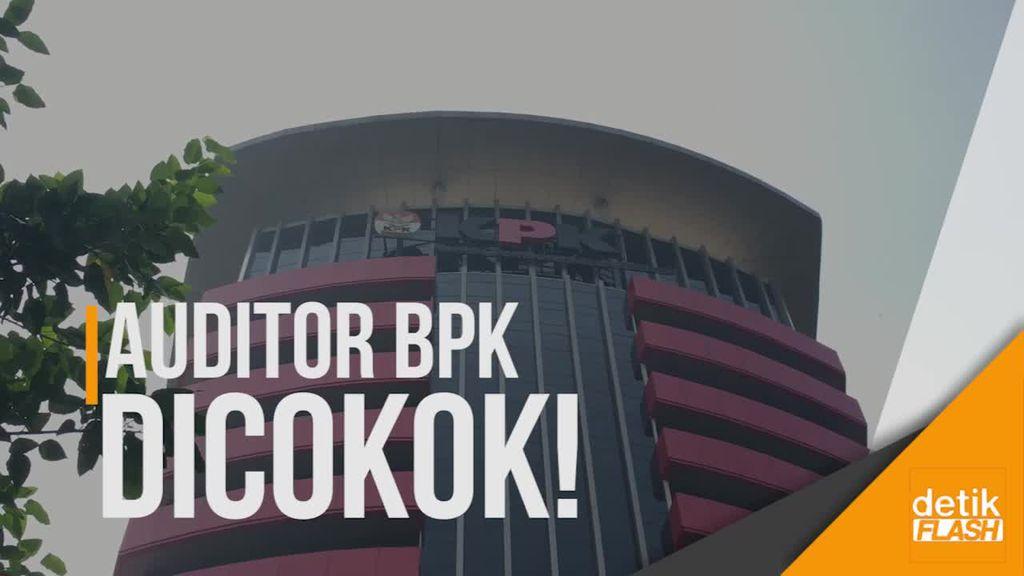 Kronologi Tangkap Tangan Auditor BPK oleh KPK
