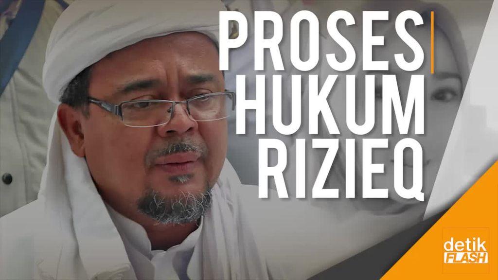 Kuasa Hukum Desak Jokowi Hentikan Proses Hukum Rizieq