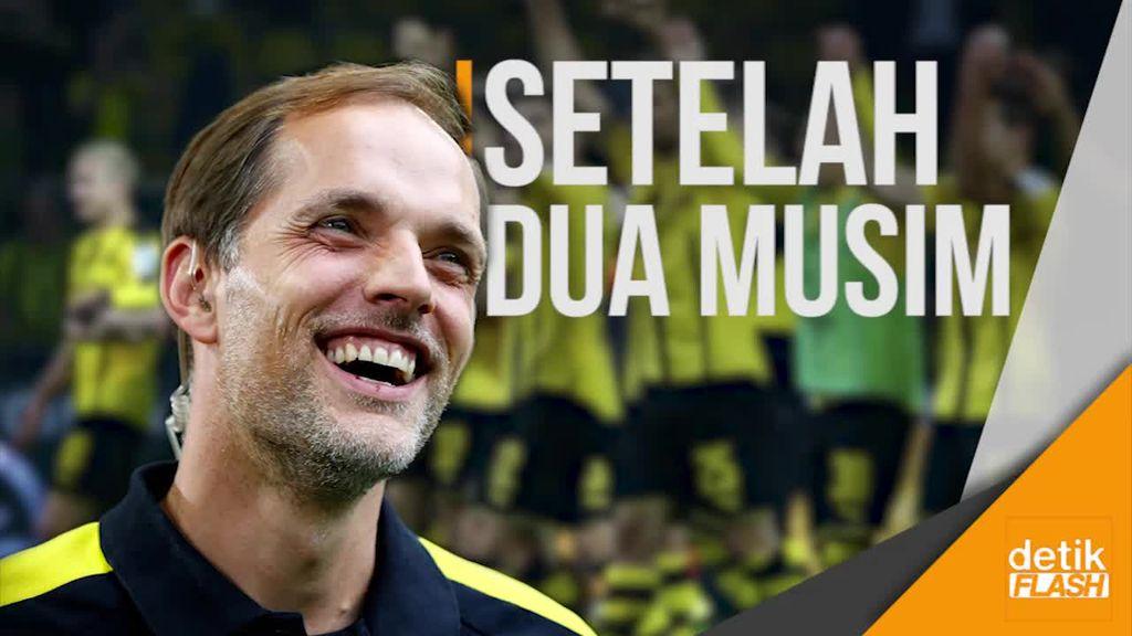 Dortmund dan Tuchel Sepakat Berpisah