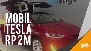Tesla Model X, SUV Listrik Amerika Mengutamakan Keselamatan