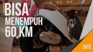 Viar Resmi Kenalkan Motor Listrik Q1 di Indonesia