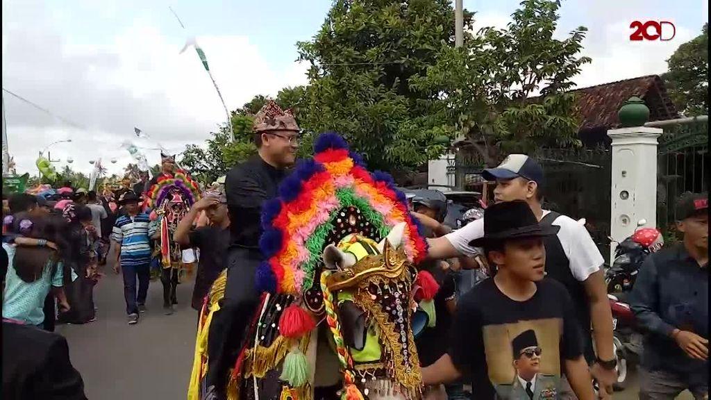 Semarak Ritual Adat Barong Ider Bumi Kemiren di Banyuwangi