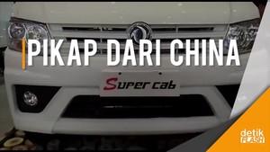 Super Cab, Pikap Pertama dari Sokon di Indonesia