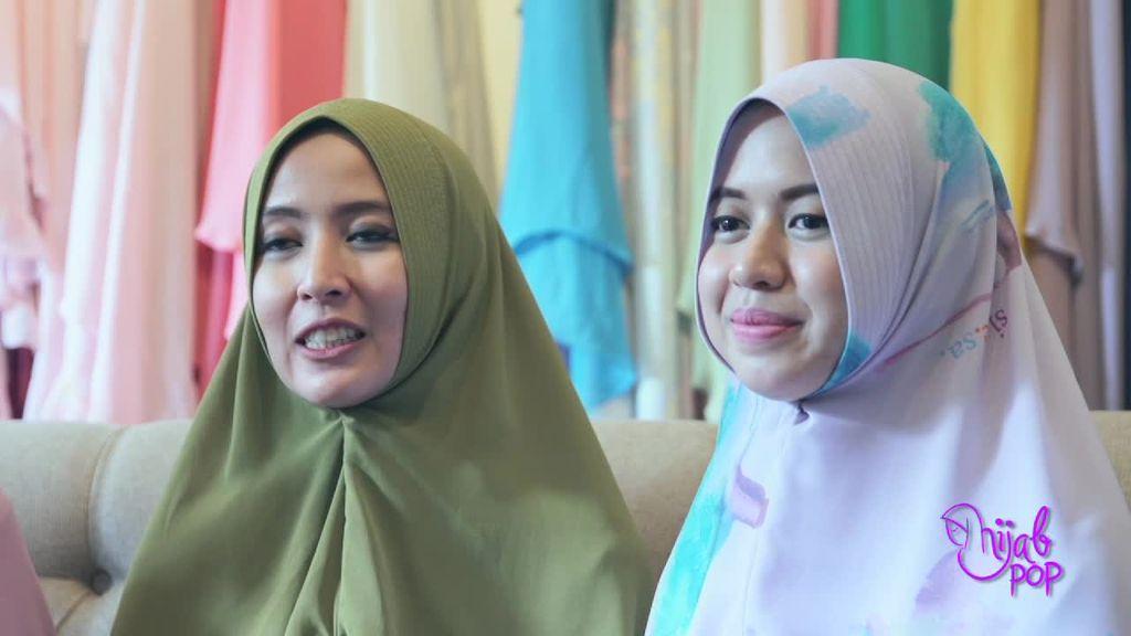 Tampilkan Fesyen Hijab Saat Teror di London