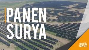 Pembudidayaan Tenaga Surya di China dan Chili, Indonesia Kapan?