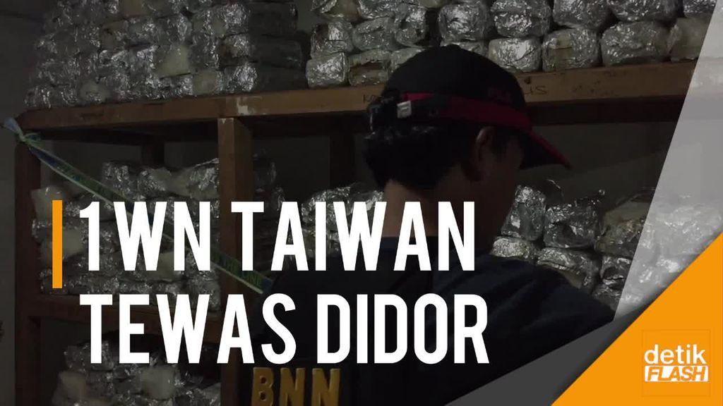 Jaringan Sabu Disergap di Pluit, 281,6 Kg Sabu Diamankan
