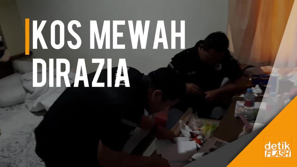 Polisi Razia Kos Mewah di Surabaya, Ada yang Positif Narkoba