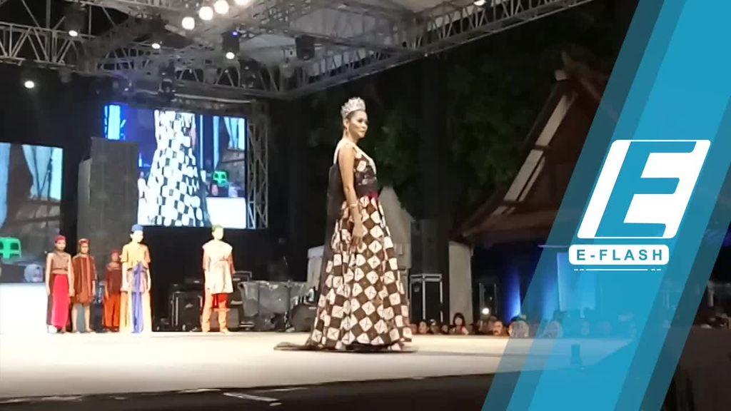 Batik-batik Elegan di Banyuwangi Batik Festival