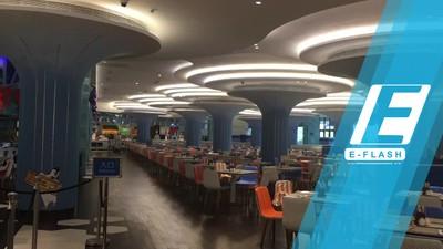 Lucunya Hotel Bintang 5 Bertema Penguin di Zhuhai
